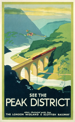 Harry Potter Travel Posters Uk