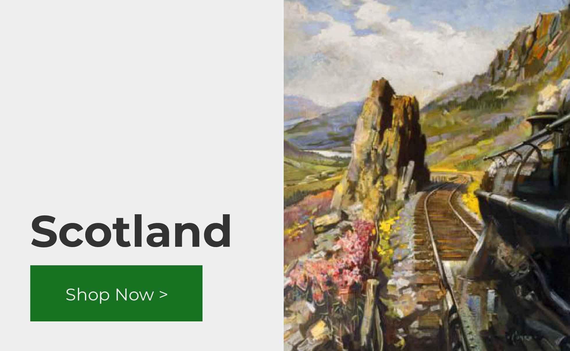 Shop scottish vintage travel posters