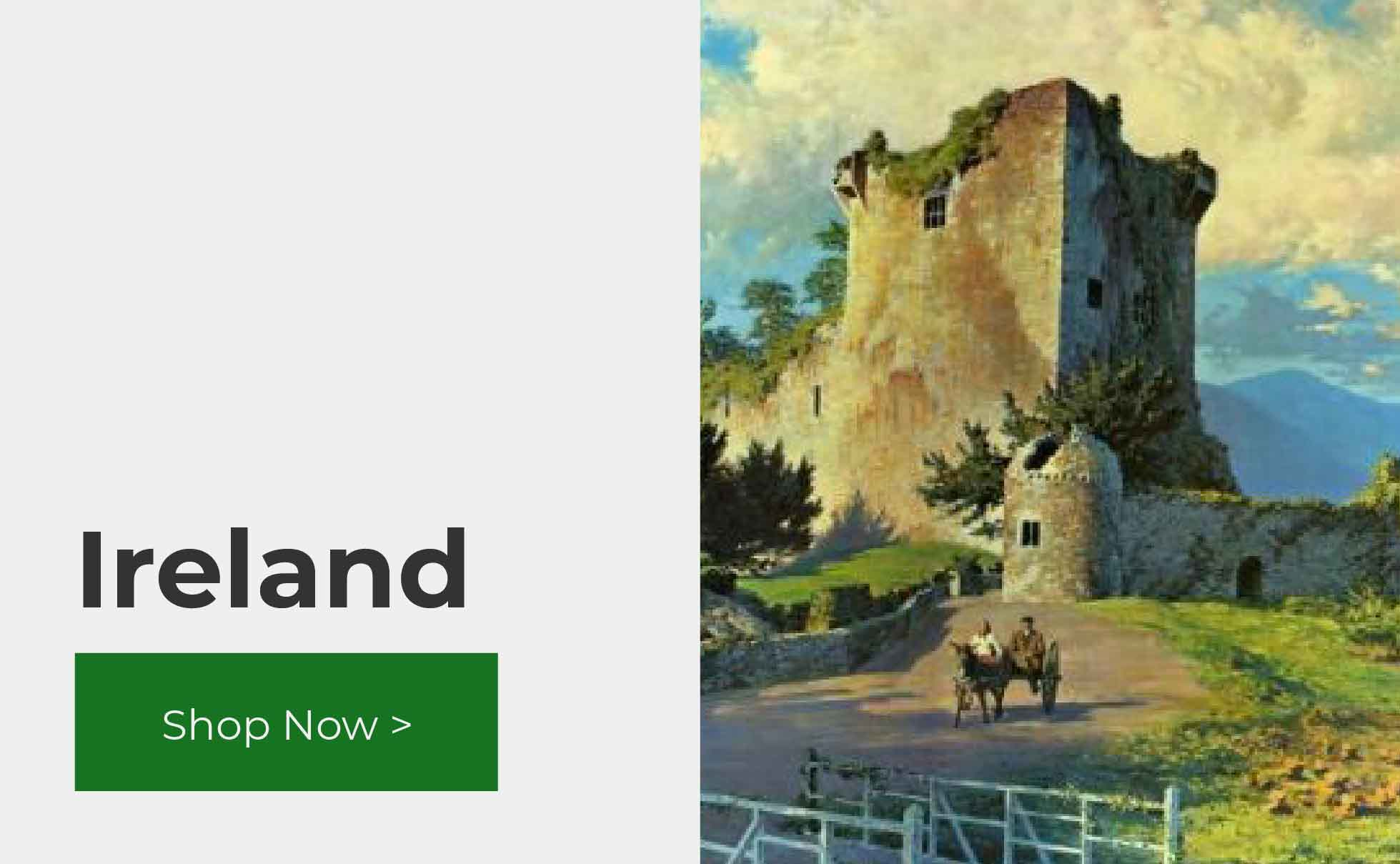 Shop irish vintage travel posters
